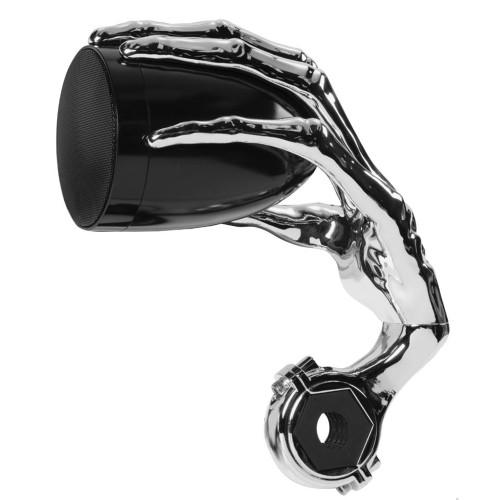 "Boss Audio 3"" PHANTOM Speakers w\/Built-In Amplifier - Black\/Chrome - Pair"