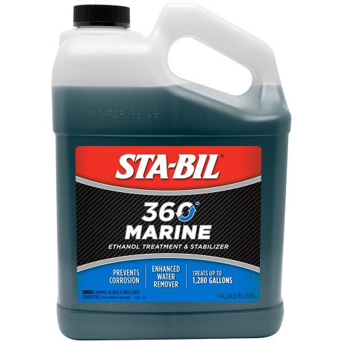 STA-BIL 360 Marine - 1 Gallon *Case of 4*