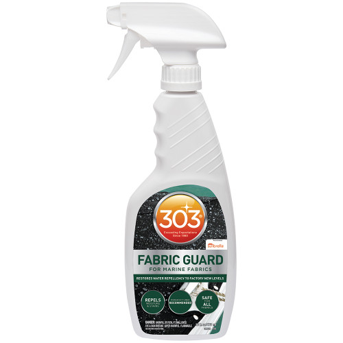 303 Marine Fabric Guard with Trigger Sprayer - 16oz *Case of 6*