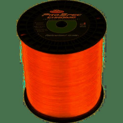 Berkely ProSpec Chrome Blaze Orange Bulk Spool