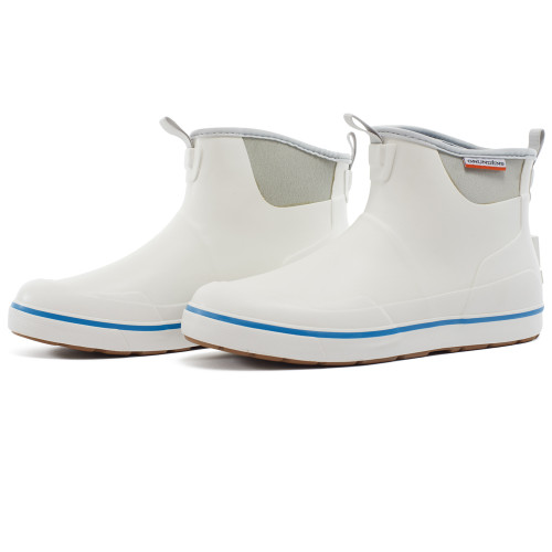 Grundens DECK-BOSS Ankle Boot -White