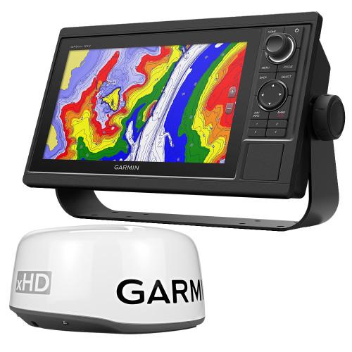Garmin GPSMAP 1042xsv Keyed Networking Combo - U.S., Canada, Bahamas w\/GMR 18 xHD Radar