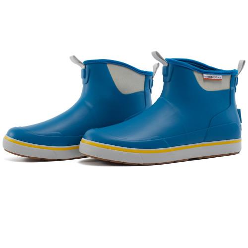 Grundens DECK-BOSS Ankle Boot -Aegean Blue