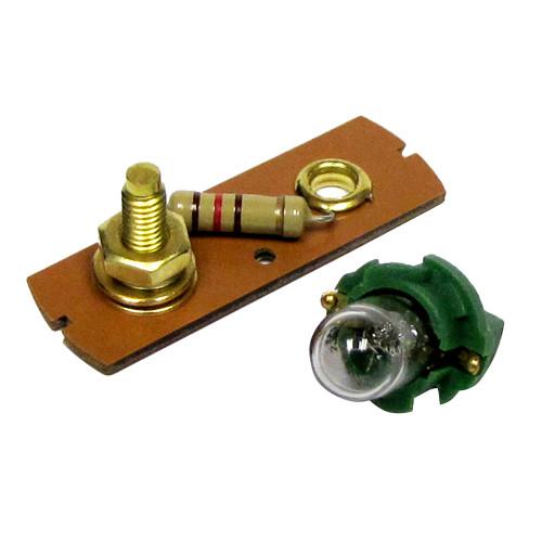 Faria 12V to 24V Adapter f\/Oil Pressure Gauges (5 to 10 Bar)
