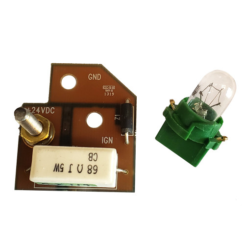 Faria 12V to 24V Adapter f\/Tachometers