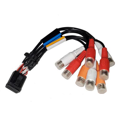 FUSION Wire Harness - 2-Zone