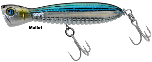 Ocean Born Flying Popper 140 Floating - Mullet