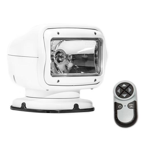 Golight Radioray GT Series Permanent Mount - White - Wireless Remote
