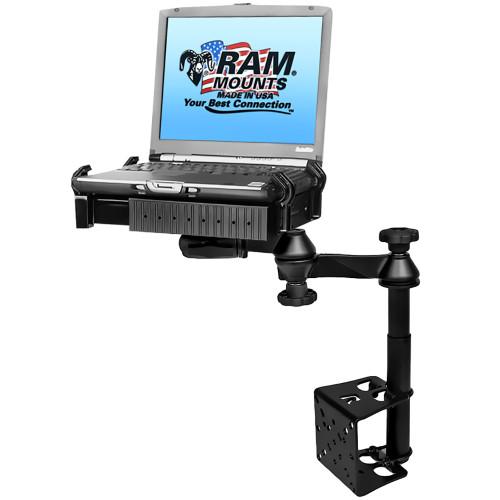 RAM Mount RAM Vertical Drill-Down Laptop Mount