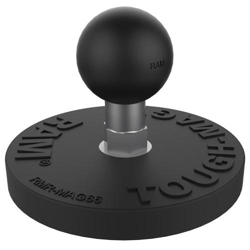RAM Mount RAM Tough-Mag 66MM Diameter Ball Base