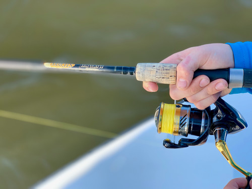 Tom Weaver Light Tackle Special Spinning Combo