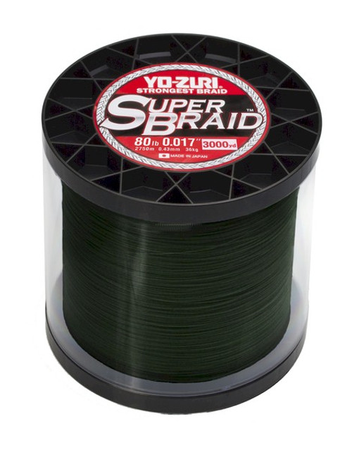 Yo-Zuri SuperBraid 3000yd