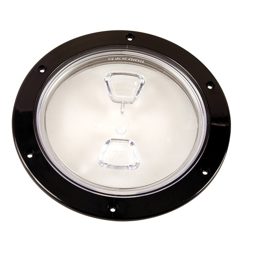 "Beckson 6"" High-Torque Access Plate - Clear"
