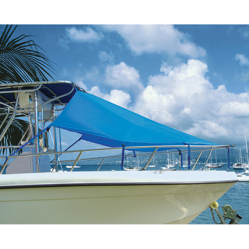"""Taylor Made T-Top Bow Shade 7L x 102""""W - Pacific Blue"""