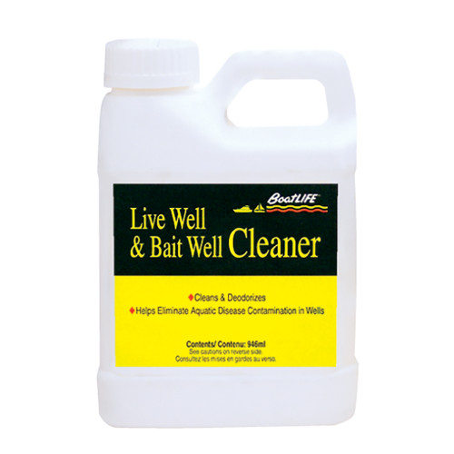 BoatLIFE Livewell  Baitwell Cleaner - 32oz *Case of 12*