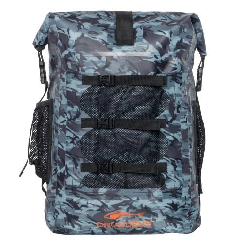 Grundens 30 Liter Rumrunner Backpack - Dark Slate Camo