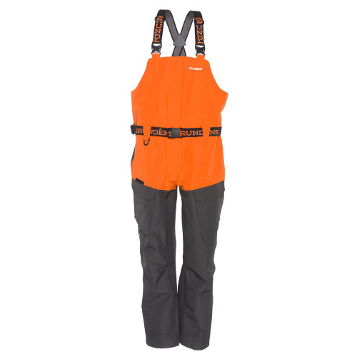 Grundens Bouy X Gore-Tex Bib - Burnt Orange/Anchor