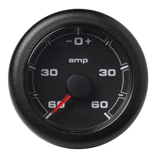"VDO Marine 2-1\/6"" (52MM) OceanLink Battery Current Gauge -Black Dial  Bezel"