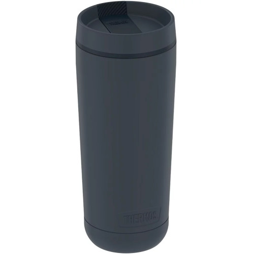 Thermos Guardian Collection Stainless Steel Tumbler 5 Hours Hot\/14 Hours Cold - 18oz - Lake Blue