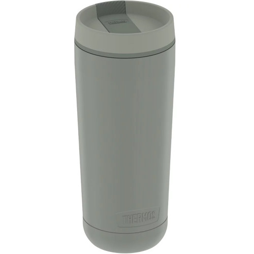 Thermos Guardian Collection Stainless Steel Tumbler 5 Hours Hot\/14 Hours Cold - 18oz - Matcha Green