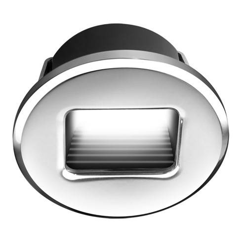 i2Systems Ember E1150Z Snap-In - Brushed Nickel - Round - Warm White Light