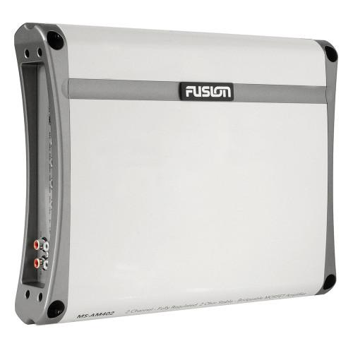 FUSION MS-AM402 2 Channel Marine Amplifier - 400W