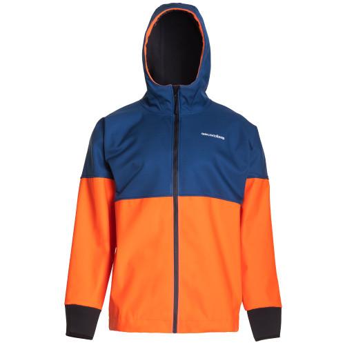 Grundens North Sea Jacket - Navy/Orange