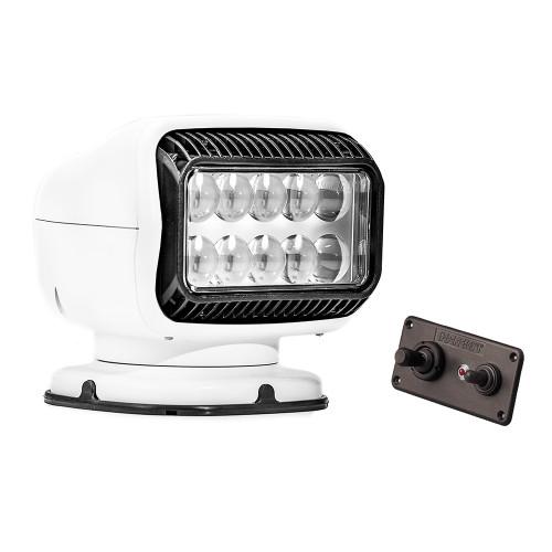 Golight Radioray GT Series Permanent Mount - White LED - Hard Wired Dash Mount Remote