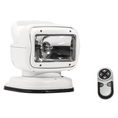 Golight Radioray GT Series Portable Mount - White Halogen - Wireless Handheld Remote Magnetic Shoe Mount