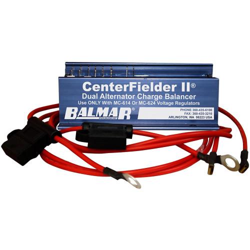 Balmar Centerfielder II 12\/24V w\/Wires - 2 Engines, 1 Bank