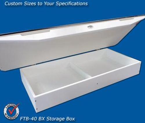 Deep Blue Marine Large Boat Fillet Table w/ Storage