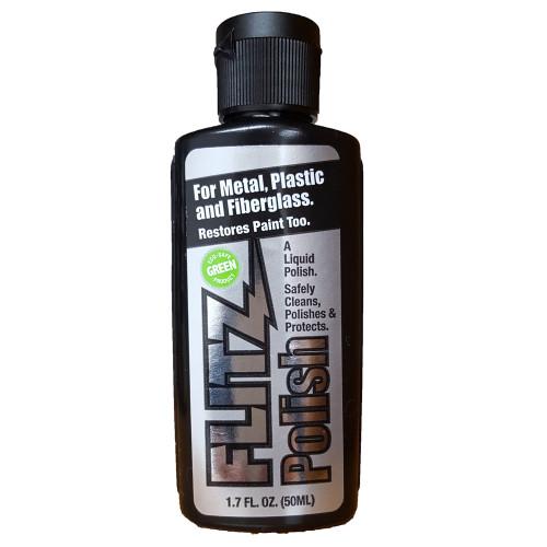 Flitz Liquid Polish - 1.7oz. Bottle