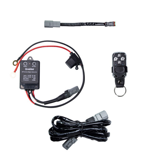 HEISE Wireless Remote Control  Relay Harness