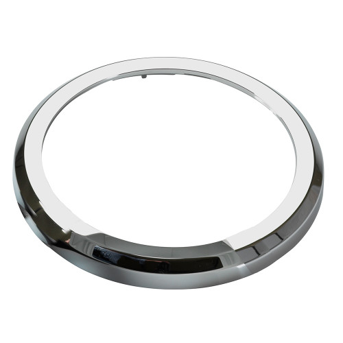 VDO Marine 52mm ViewLine Bezel - Flat - Chrome