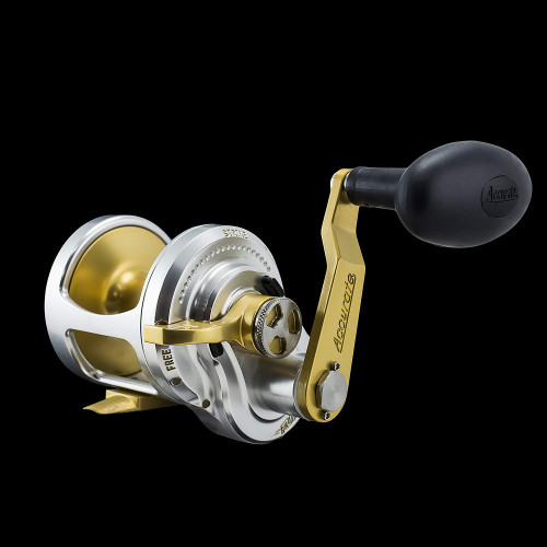 Accurate Fury Single Speed Reel FX-500X