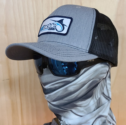 Flying Fisherman Sunbandit Buff Mask - Tarpon Head