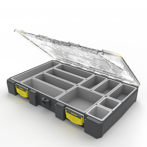 Buzbe Colony 28 Modular Tackle Box