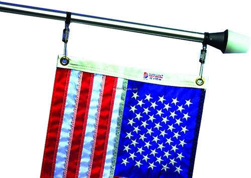 Dubro Flag Clips for Stern Light or Flag Poles