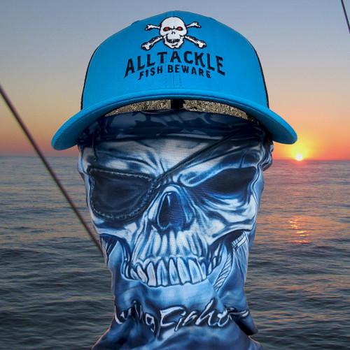 Flying Fisherman Sunbandit Buff Mask - Pirate Skull