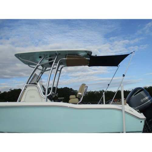 Carver 4 T-Shade T-Top Shade Extension - Black
