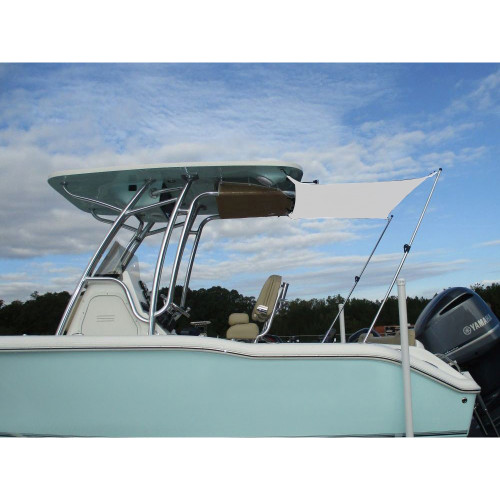 Carver 5 T-Shade T-Top Shade Extension - White