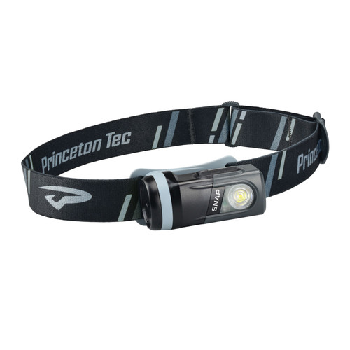 Princeton Tec SNAP - Black\/Gray