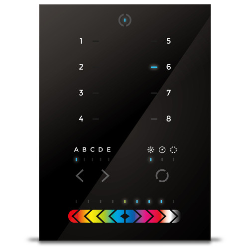 OceanLED WiFi DMX Touch Panel Controller Pro Series\/Superyacht