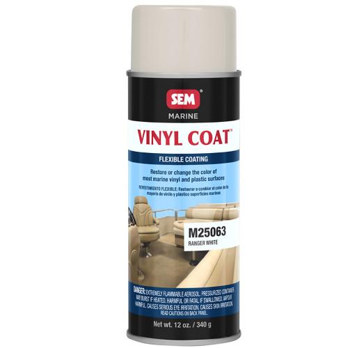 SEM Vinyl Coat - Ranger White - 12oz