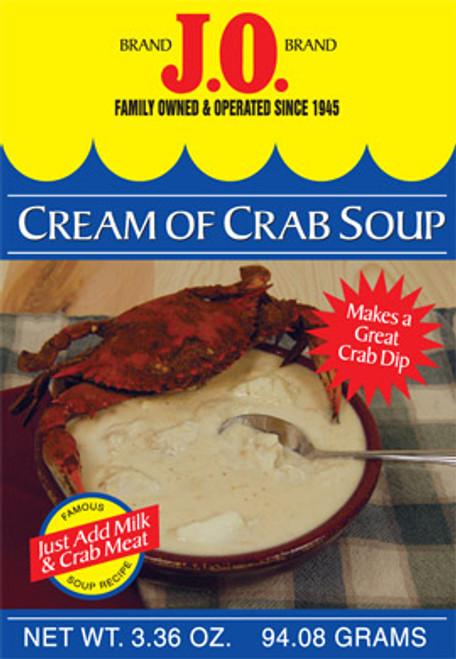J.O. Spice Cream Of Crab Soup 3.6oz