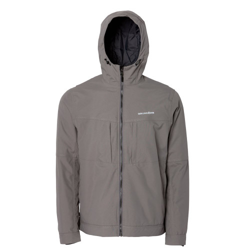 Grundens Ballast Insulated Jacket - Charcoal