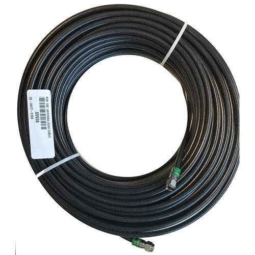 KVH 50 RG-6 Coax Cable TV1, TV3, TV5, TV6  UHD7 f\/Connector Ends