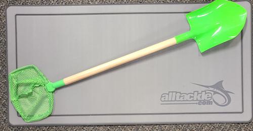Alltackle Shovel Net - Green