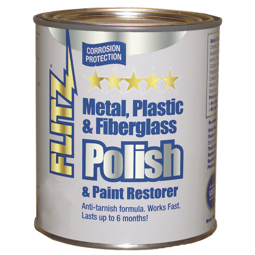 Flitz Polish - Paste - 1 Gallon Can