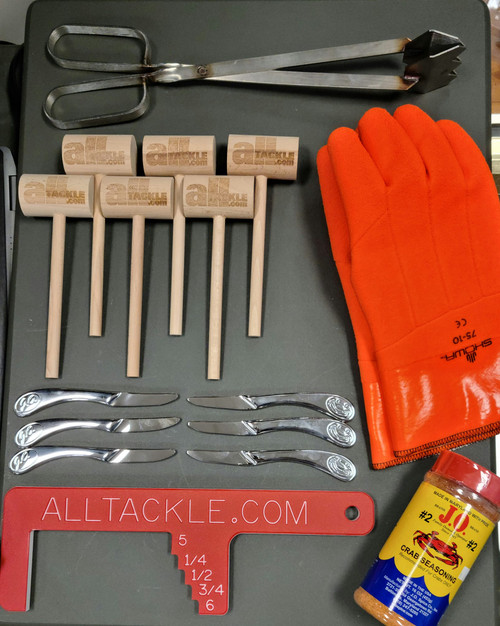 Alltackle Crabbing Catching & Cooking Kit